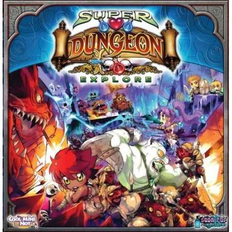 Super Dungeon Explore (English)