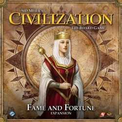 Civilization Fame & Fortune Expansion