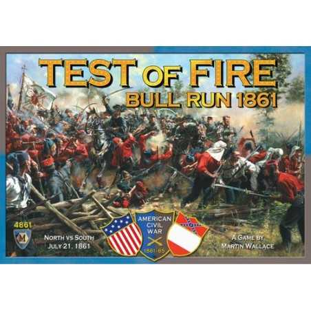 Test of Fire Bull Run 1861