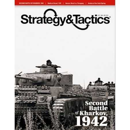 Strategy & Tactics 271 Second Battle of Kharkov