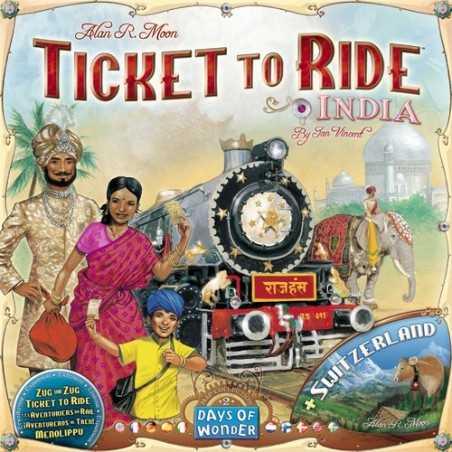 Aventureros al Tren India