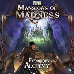 Mansions of Madness Forbidden Alchemy