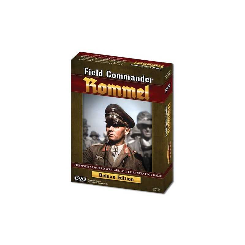 Field Commander Rommel Deluxe