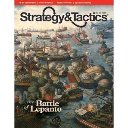 Strategy & Tactics 272 Lepanto