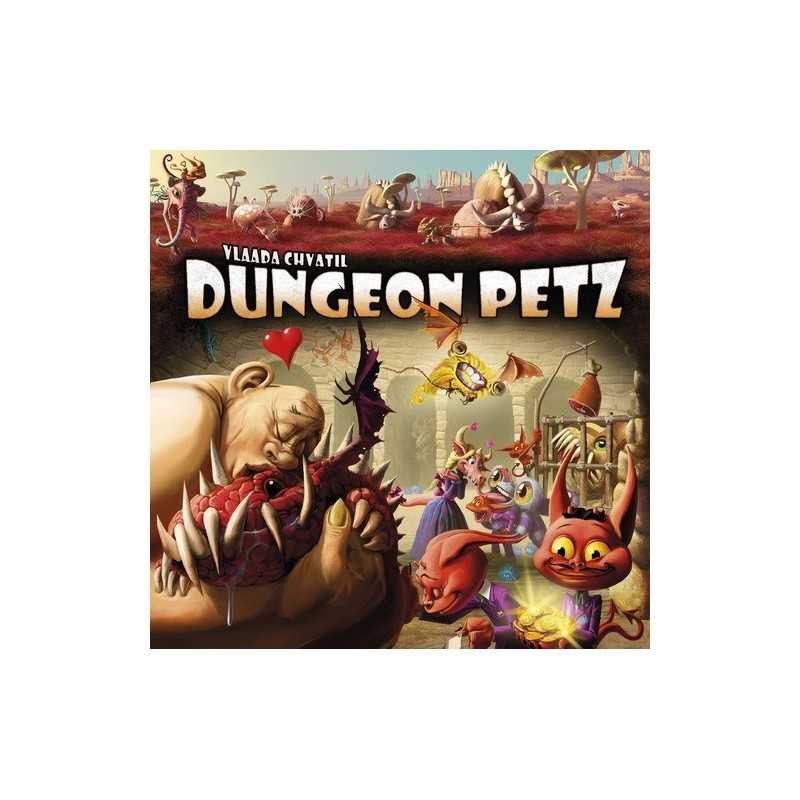 Dungeon Petz (English)