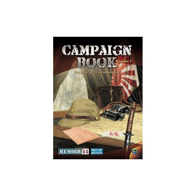 Memoir 44 Campaign Book 2