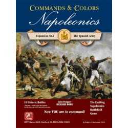 Commands & Colors Napoleonics Expansion 1 The Spanish Army