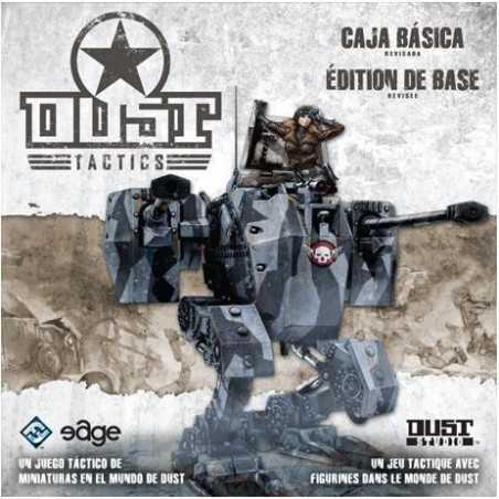 Dust Tactics Caja basica