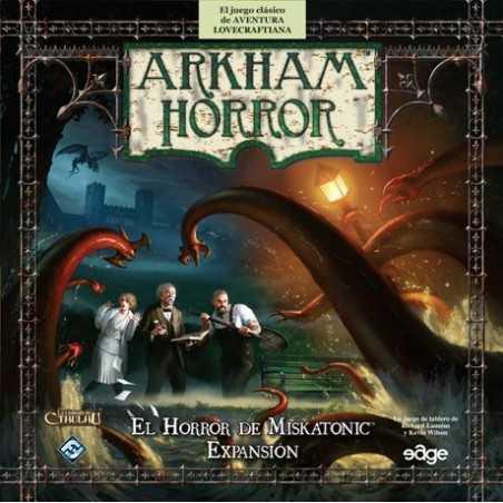 Arkham Horror El Horror de Miskatonic