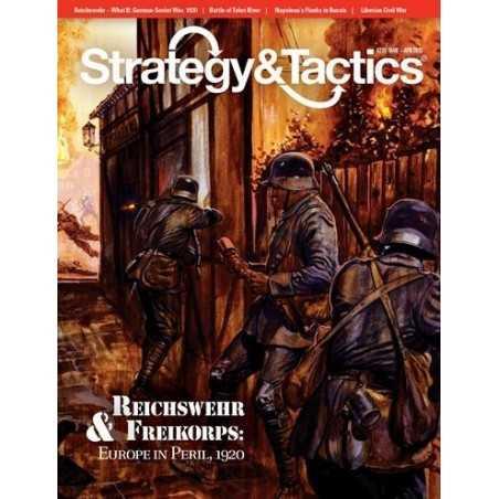 Strategy & Tactics 273 Reichswehr & Freikorps