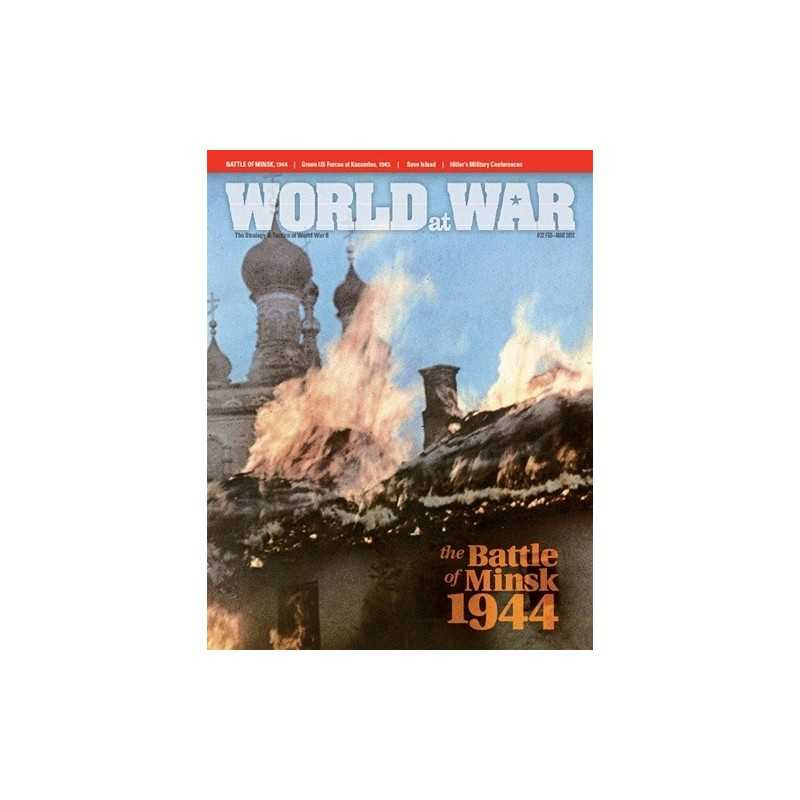 World at War 22 Minsk 1944
