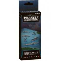 Condition Zebra Booster Axis & Allies War at sea
