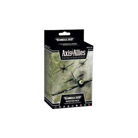 Axis & Allies Angels 20 Booster