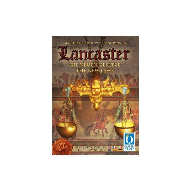Lancaster expansion: Las Nuevas Leyes