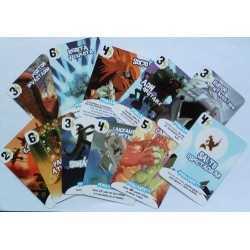 King of Tokyo Pack de cartas promocionales