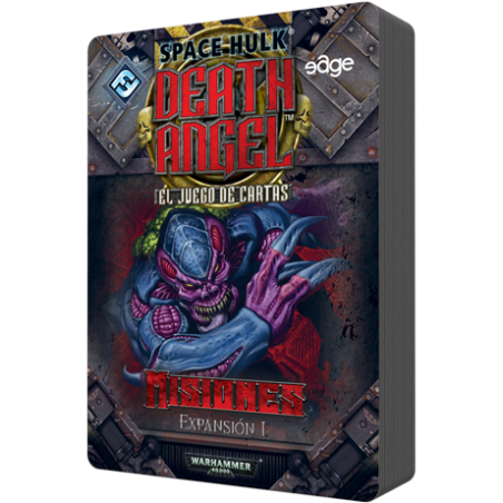 Misiones Expansion I Space Hulk Death Angel