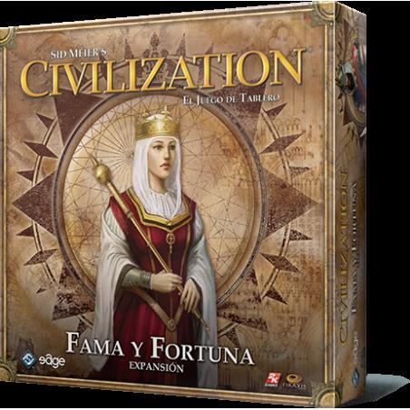 Civilization Fama y Fortuna