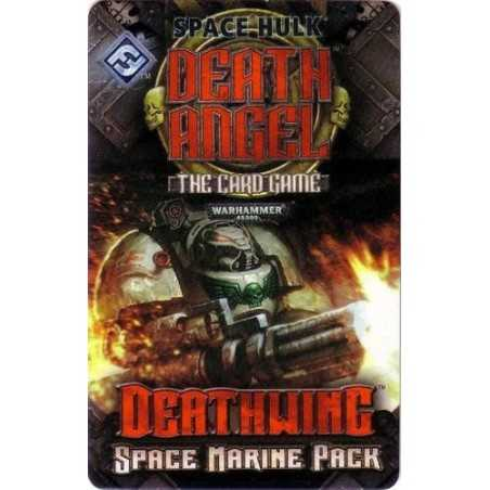 Space Hulk Death Angel Deathwing Space Marine Pack