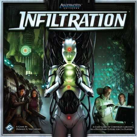 Infiltration (English)