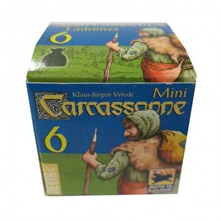 Carcassonne Los ladrones mini expansion 6
