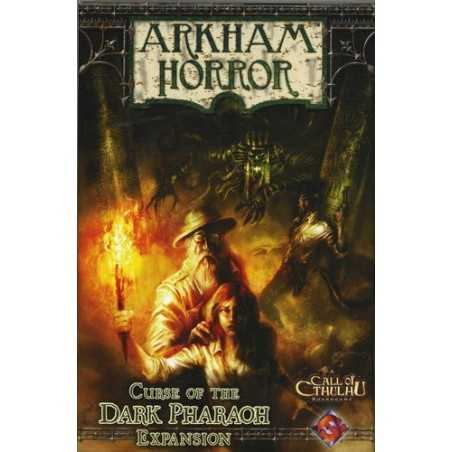 Arkham Horror: Curse Of The Dark Pharaoh Expansion