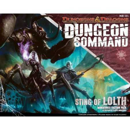 Dungeon Command Sting of Lolth