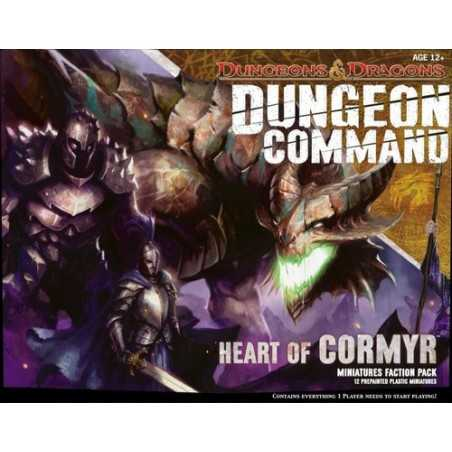 Dungeon Command Heart of Cormyr