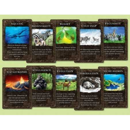 Dominant Species MAZO DE CARTAS 3ª EDICION