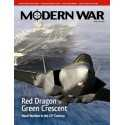 Modern War Issue 1 Red Dragon Green Crescent
