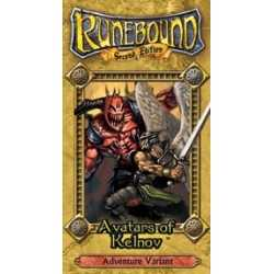 Runebound Avatars of Kelsnov Pack