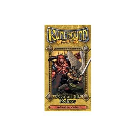 Runebound Avatars of Kelnov