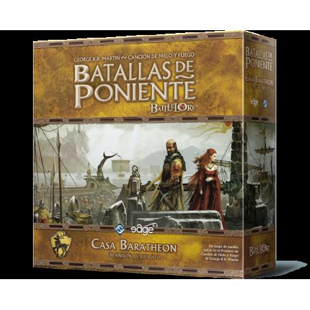 Casa Baratheon Expansion de ejercito Batallas de Poniente