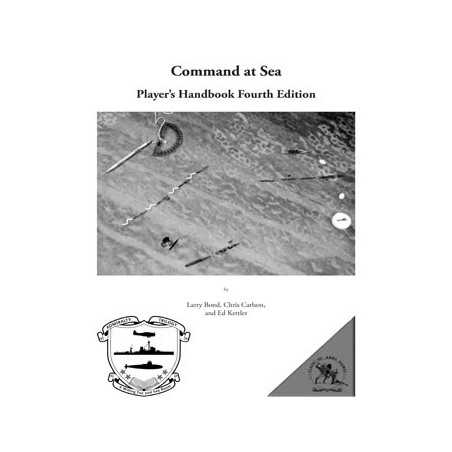 Command at Sea 4th Edition Player's Handbook