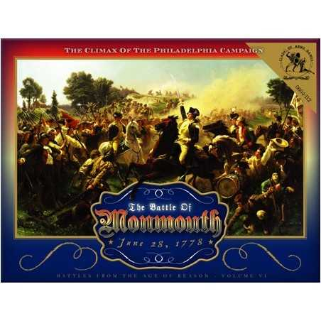 The Battle of Monmouth ZIP LOCK (en bolsa)
