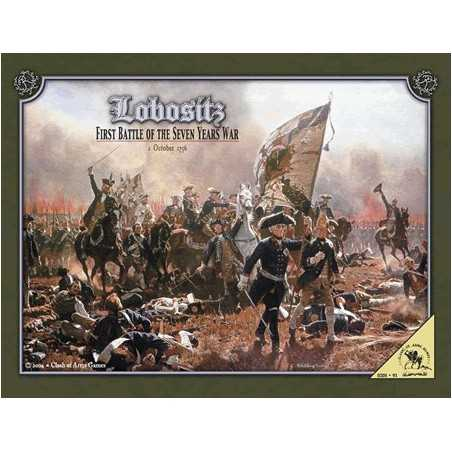 Lobositz: First Battle of the Seven Years War (ZIP LOCK ,en bolsa)