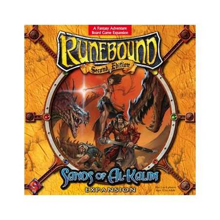 Runebound Sands of Al-Kalim expansion