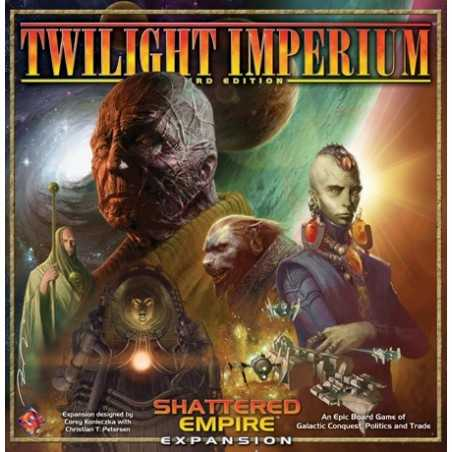 Twilight Imperium Shattered Empire