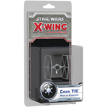 Caza TIE X-WING