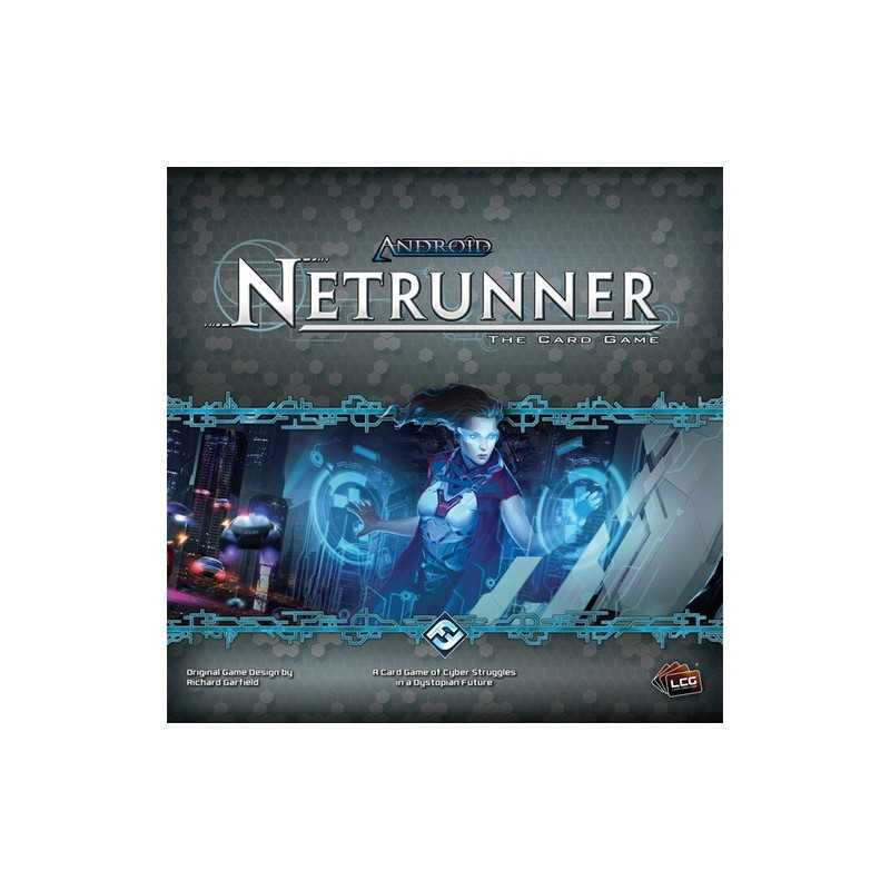 Android Netrunner (English)