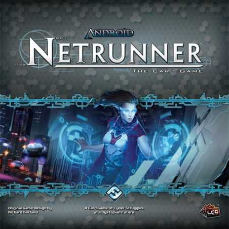 Android: Netrunner LCG (English)