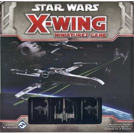 Star Wars X-Wing Miniatures Game (English)