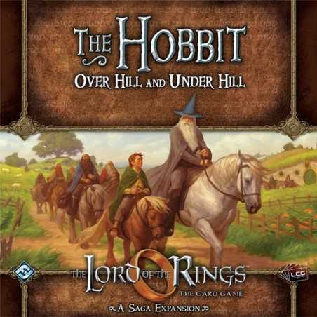 The Hobbit: Over Hill & Under Hill Expansion (English)