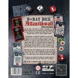 D-Day Dice Atlantikwall