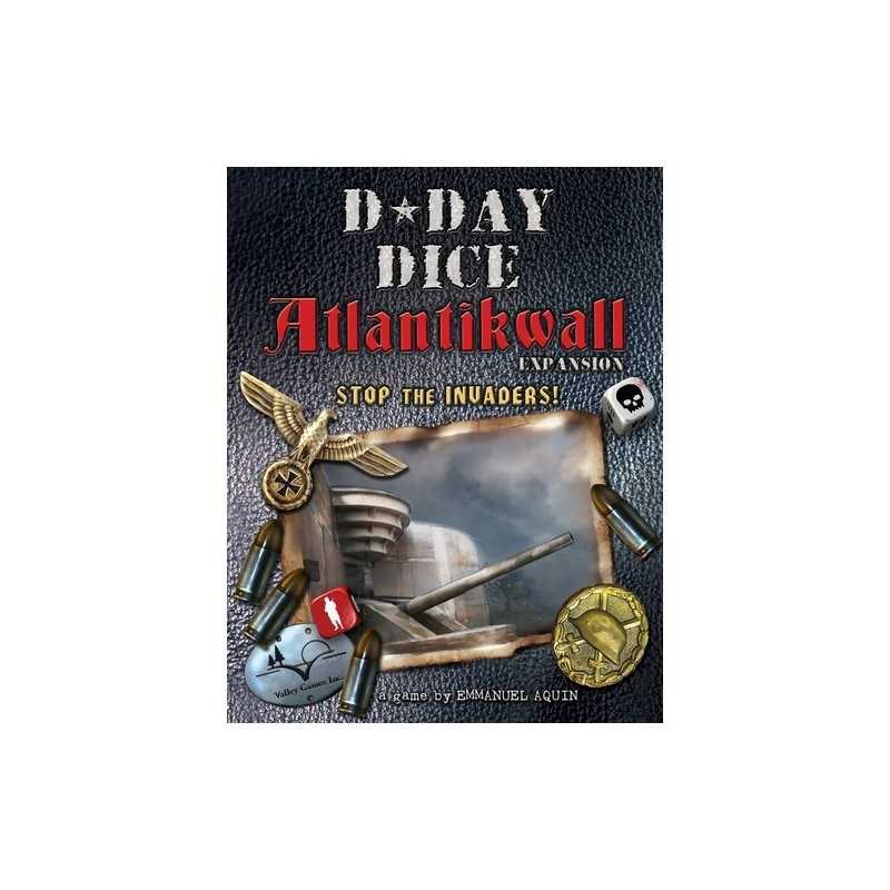 D-Day Dice Atlantikwall