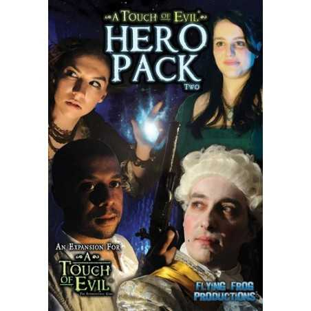 A Touch of Evil Hero Pack 2