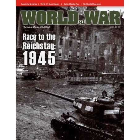 World at War 26 Race to the Reichstag