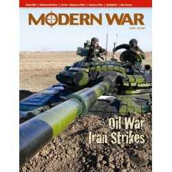 Modern War Issue 2 Oil war
