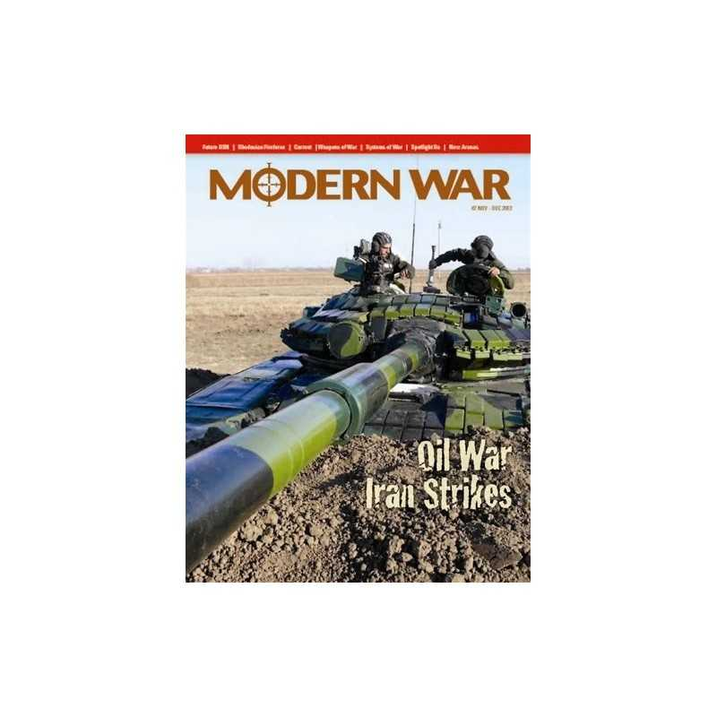 Modern War Issue 2 Oil war