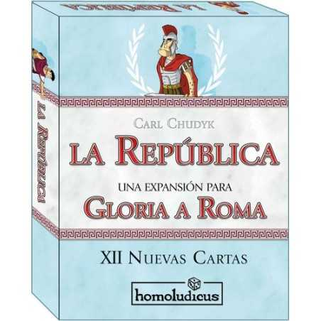 Gloria a Roma: La Republica