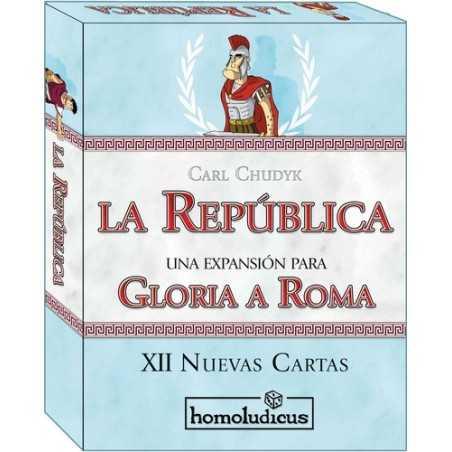 Gloria a Roma: La Republica